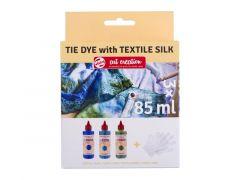 Talens Art Creation Tie Dye Set Blauw 3X85Ml