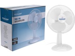 Ventilator Tafelmodel 30Cm Wit