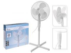 Ventilator Staand D40Cm Wit