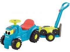 Ecoiffier 4350 Tractor Met Hanger En Grasmaaier 1 Tot 3 Jaar