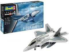 Revell 03858 Lockheed Martin F-22A Raptor