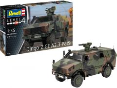 Revell 03284 Dingo 2 Ge A2.3 Pastsi
