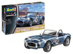 Revell 07669 '62 Shelby Cobra 289