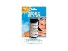 Poolsan Test Strips 50St