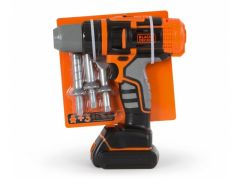 Smoby 360176 Black&Decker Mechanische Boormachine