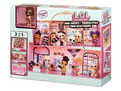 L.O.L. Surprise Mini Shops Speelset