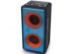 Muse M 1808 Dj Party Speaker Full Led 150W Met Batterijen
