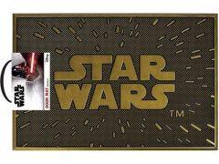 Star Wars - Star Wars Logo Rubber Doormat
