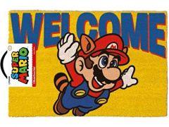 Super Mario - Welcome Doormat