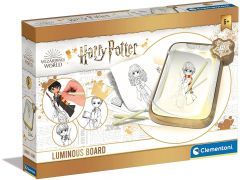 Clementoni Art & Craft Harry Potter Lichtgevend Tekenbord