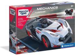 Clementoni Mechanical Lab Racing Car Small