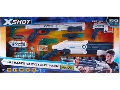 Zuru Ultimate Shootout Pack X-Shot