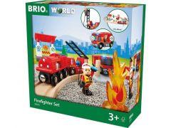 Brio Treinset Brandweer