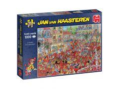P 1000 St. Jan Van Haasteren La Tomatina