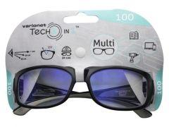 Veiligheidsbril Tech 3-In-1 Multi 100