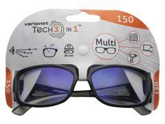 Veiligheidsbril Tech 3-In-1 Multi 150