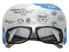 Veiligheidsbril Tech 3-In-1 Multi 250