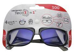 Veiligheidsbril Tech 3-In-1 Multi 300