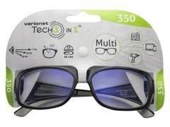 Veiligheidsbril Tech 3-In-1 Multi 350