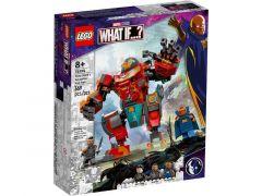 Super Heroes 76194 Tony Stark'S Sakaarian Iron Man