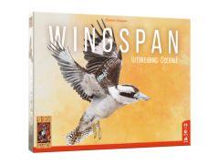 Wingspan Uitbreiding: Oceanie