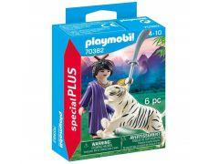 Playmobil 70382 Aziatische Vechter Met Tijger