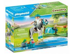 Playmobil 70522 Collectie Pony - Klassiek