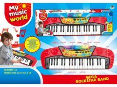 Electrische Piano Mega Rockstar