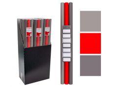 3-Pak Kaftpapier+ Labels Mix 2Mx70Cm