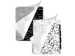 Flow Projectboek A4 100Vel 4 Tabs