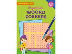 Leerrijke Puzzels - Superleuke Woordzoekers (8-9J) Fsc Mix 70%