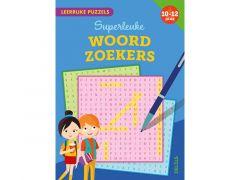 Leerrijke Puzzels - Superleuke Woordzoekers (10-12J) Fsc Mix 70%