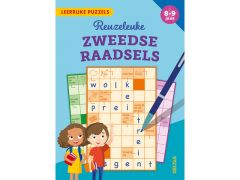 Leerrijke Puzzels - Reuzeleuke Zweedse Raadsels (8-9J) Fsc Mix 70%