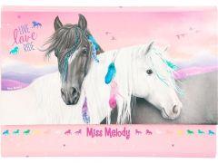 Miss Melody Briefpapier In Registermap