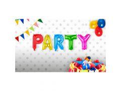 Folie Ballon Kit Party 36Cm