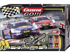 Carrera Racebaan Dtm Master Class 8.9M