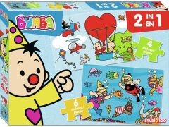 Bumba Puzzel 2 In 1