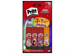 Pritt Stick 3X22G Plus 1X22G Gratis