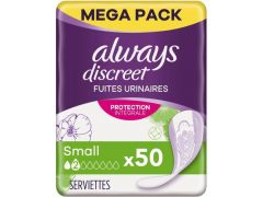 Always Discreet Pads Small Mp 50St