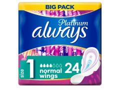 Always Platinum Normal Plus Vp 24St