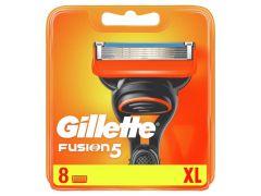 Gillette Fusion Manual Mesjes 8St
