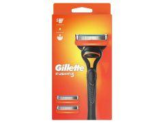 Gillette Razor Fusion Manual 3Up 1St