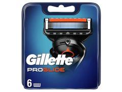 Gillette Proglide Manual Mesjes 6St