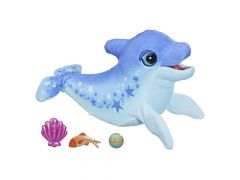 Furreal Dazzlin Dimples Playful Dolphin