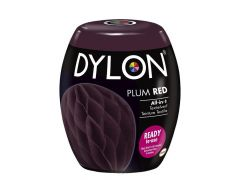 Dylon Color Fast Nr 51 Plum Red + Zout 350G