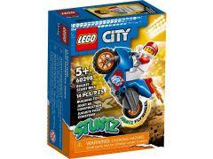 City 60298 Raket Stuntmotor
