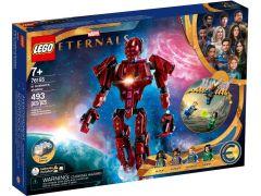 Super Heroes 76155 Eternal's In Arishem's Schaduw