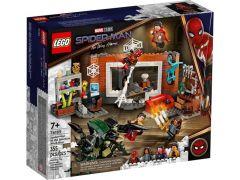 Super Heroes 76185 Spider-Man Bij De Sanctum Uitvalsbasis