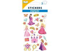 Sticker 145 105 Prinses