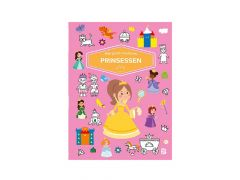 Mijn Groot Kleurboek Prinses